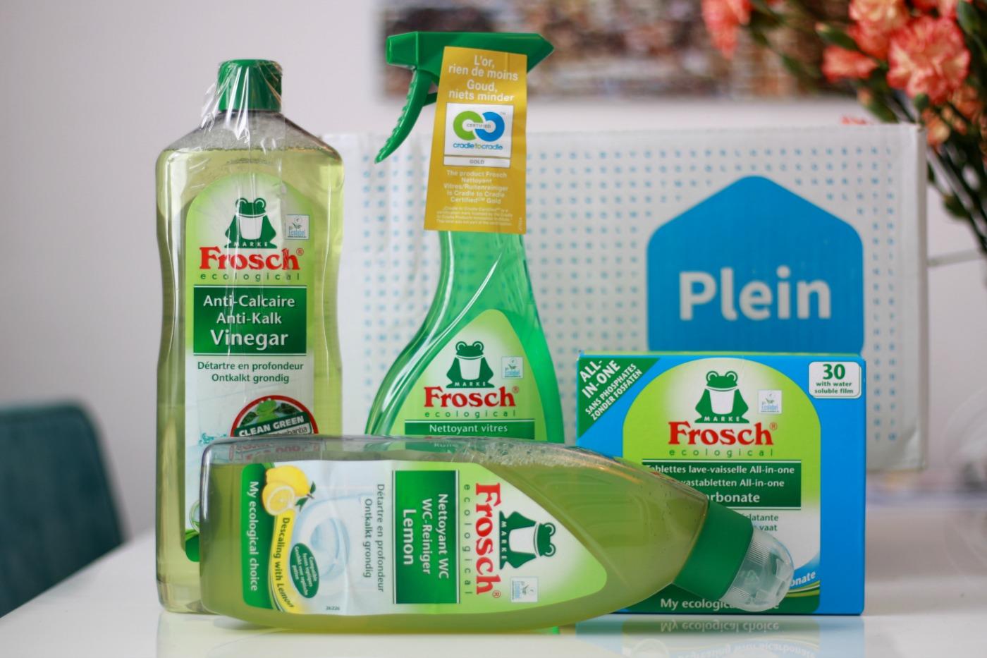 Frosch ecologisch