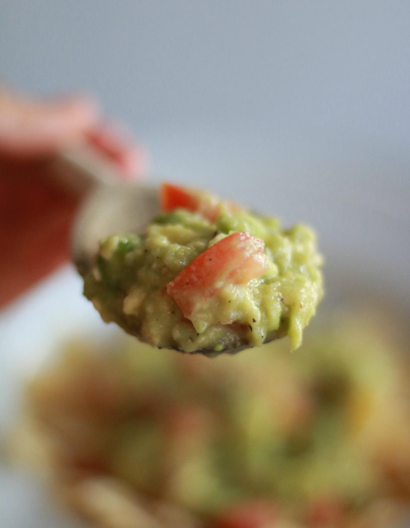 pasta met avocadosaus