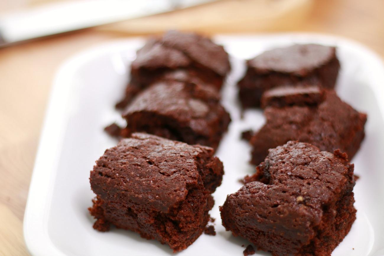 brownies zonder ei recept