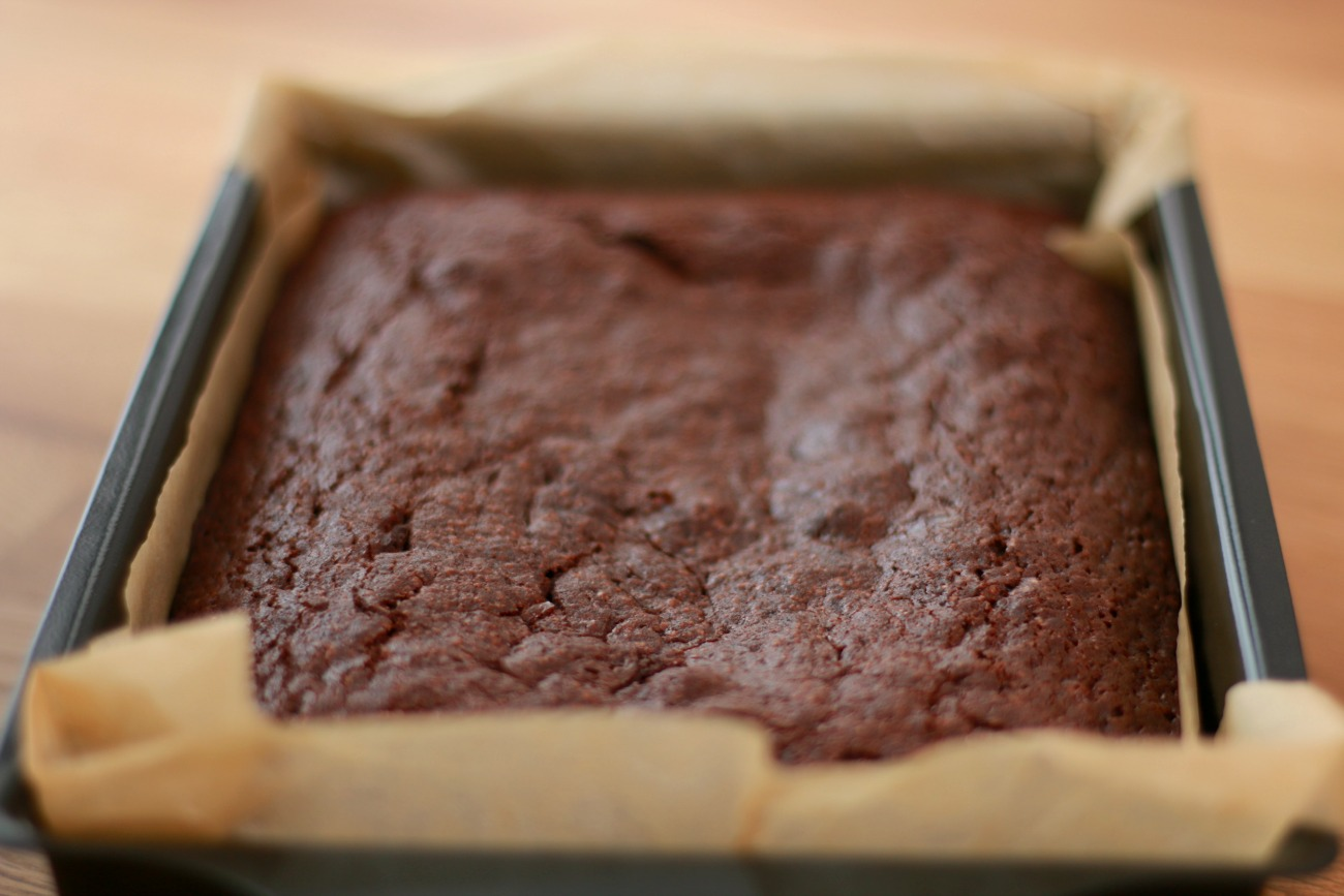vegan brownies recept