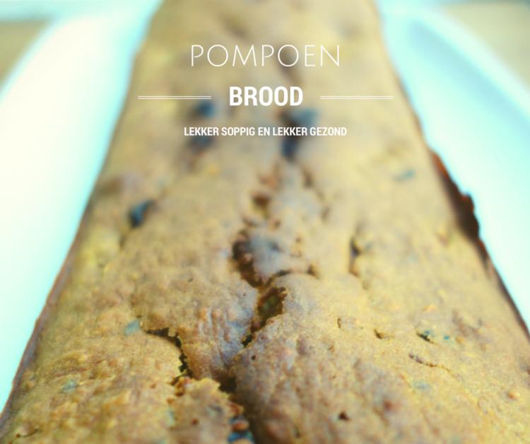 Pompoenbrood recept