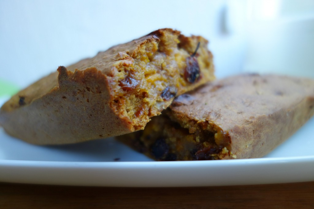 recept voor vegan pompoenbrood
