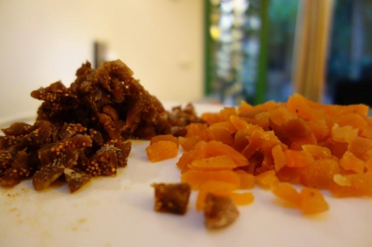 amaranth repen met vruchten