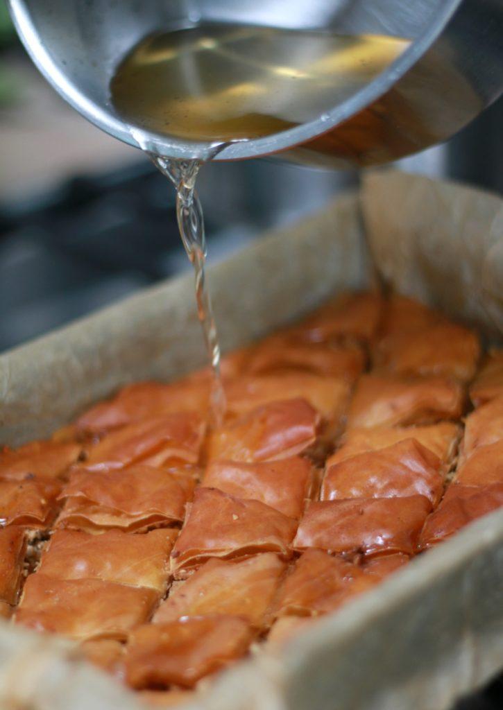 baklava recept maken