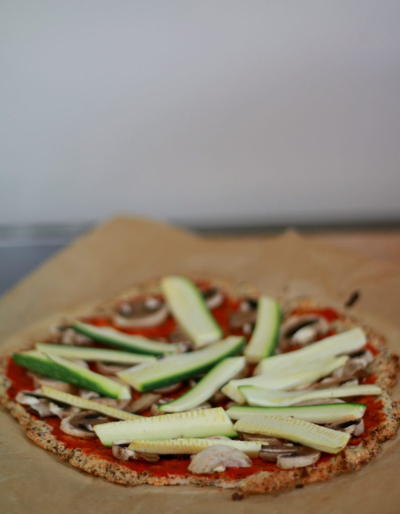 bloemkoolpizza
