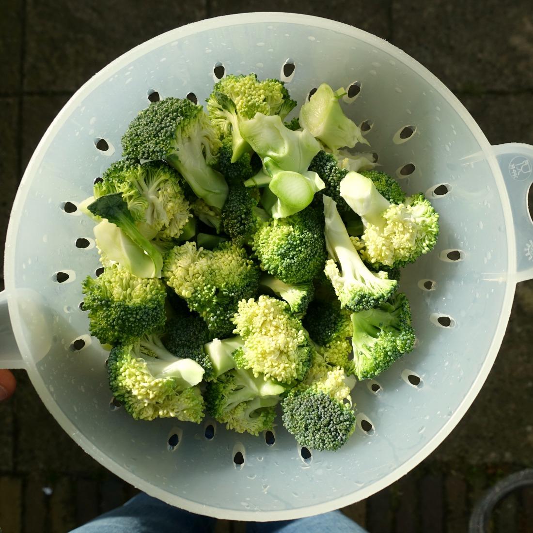 linzensoep met broccoli