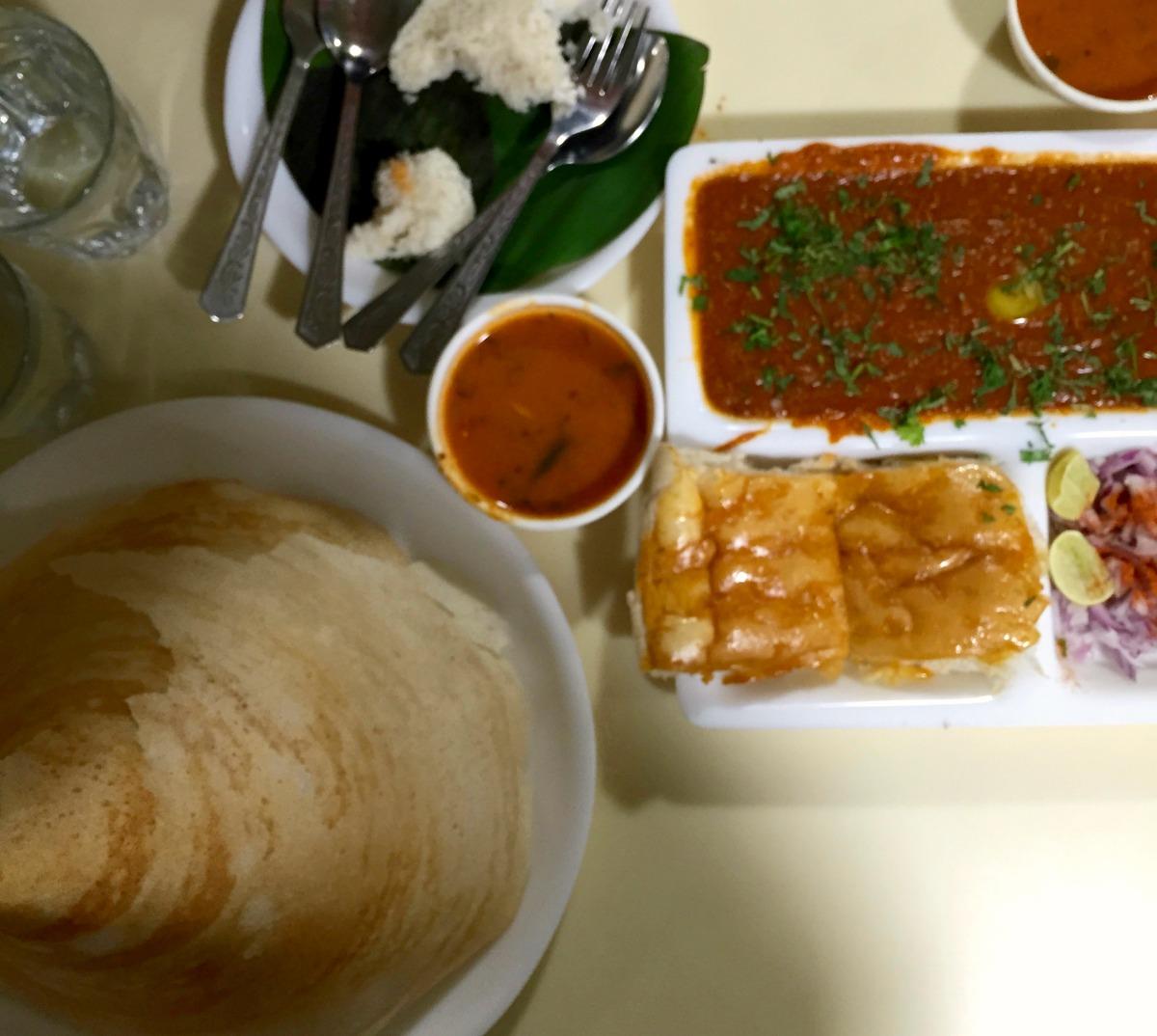 Mumbai keuken