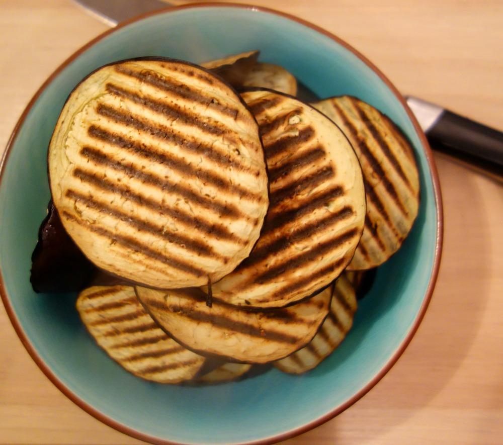 melanzane recept met aubergine