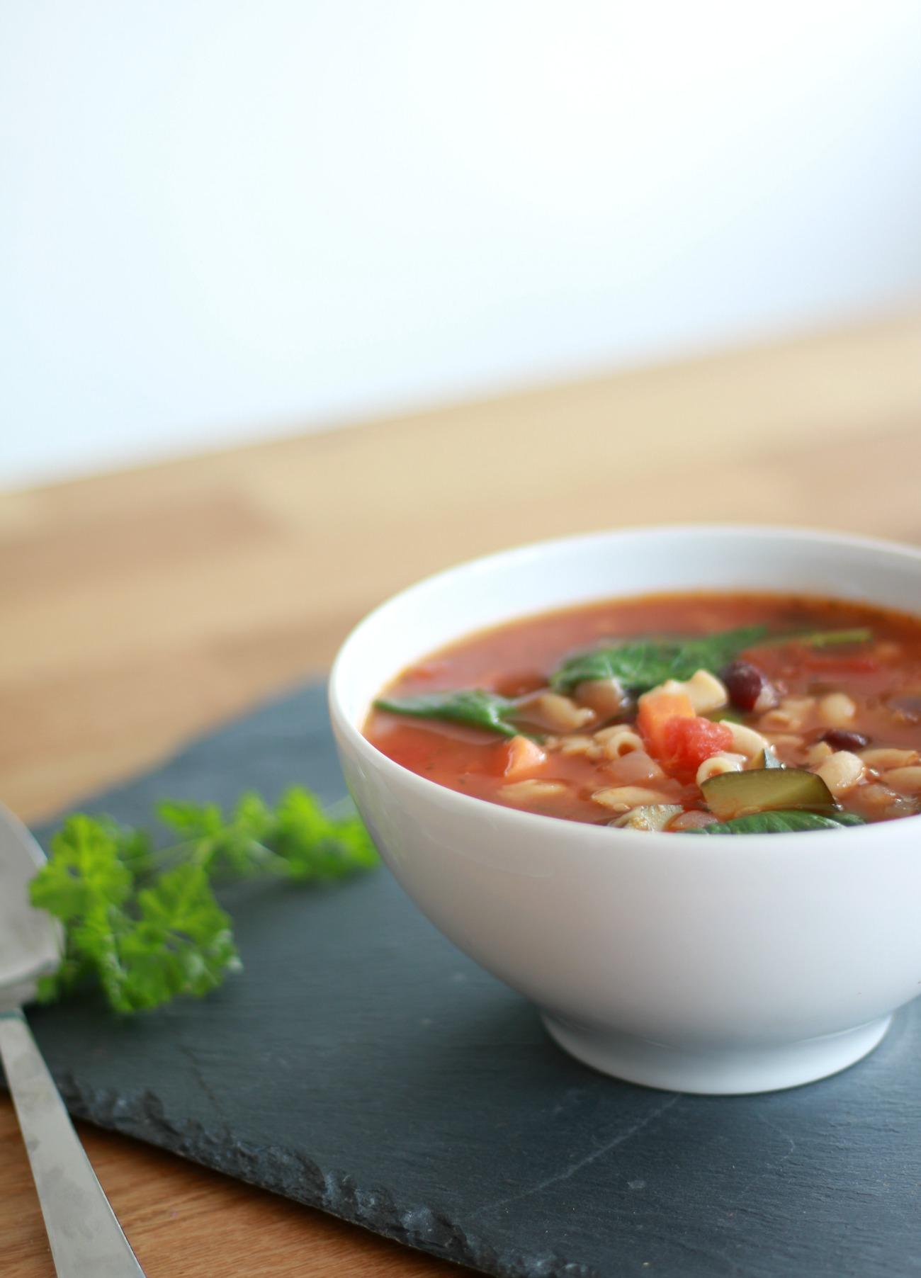 recept voor minestronesoep