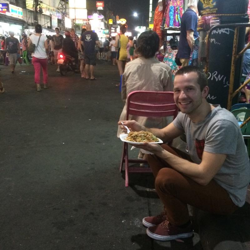 Khao San Road - Thailand