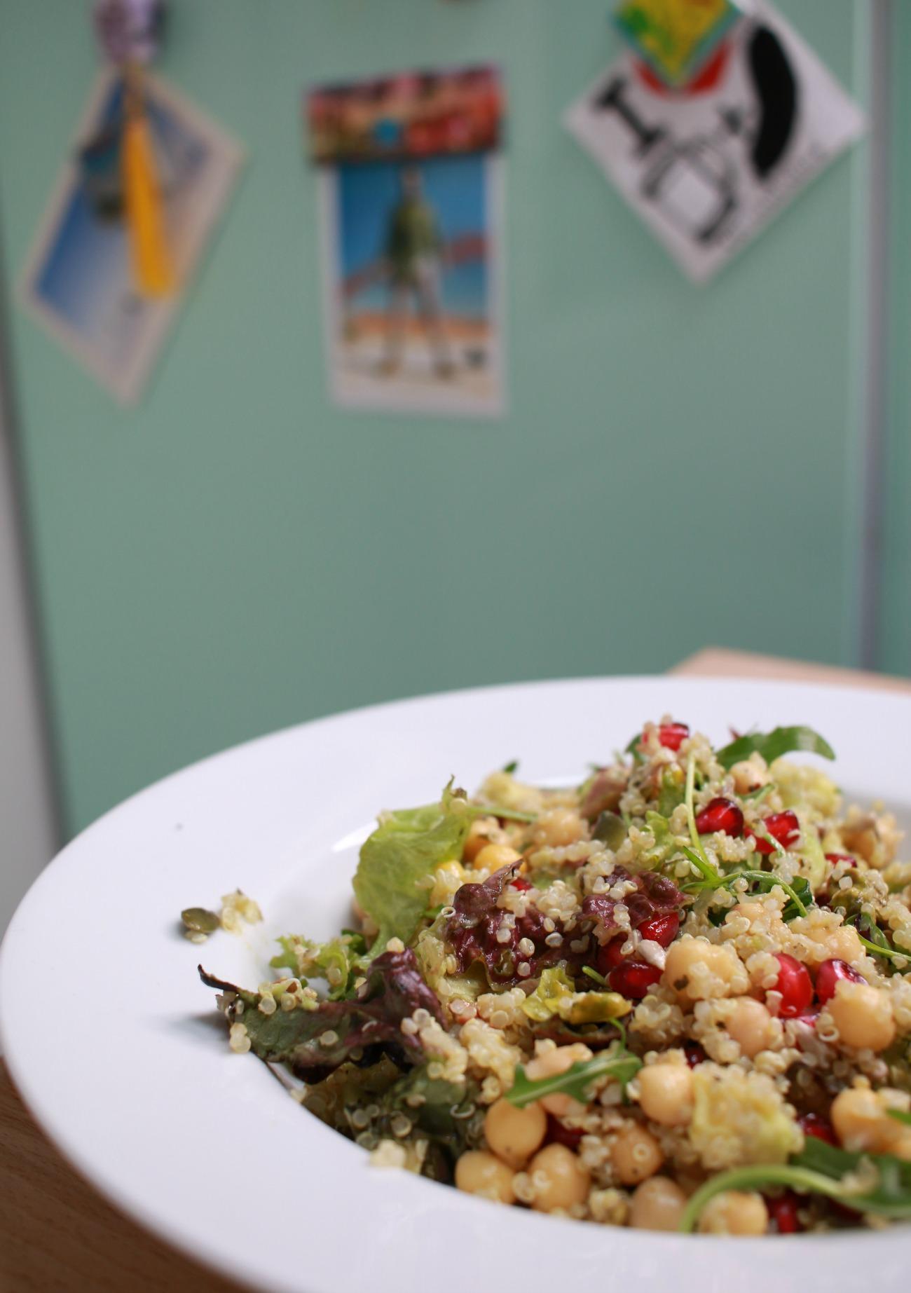 gezonde salade recept