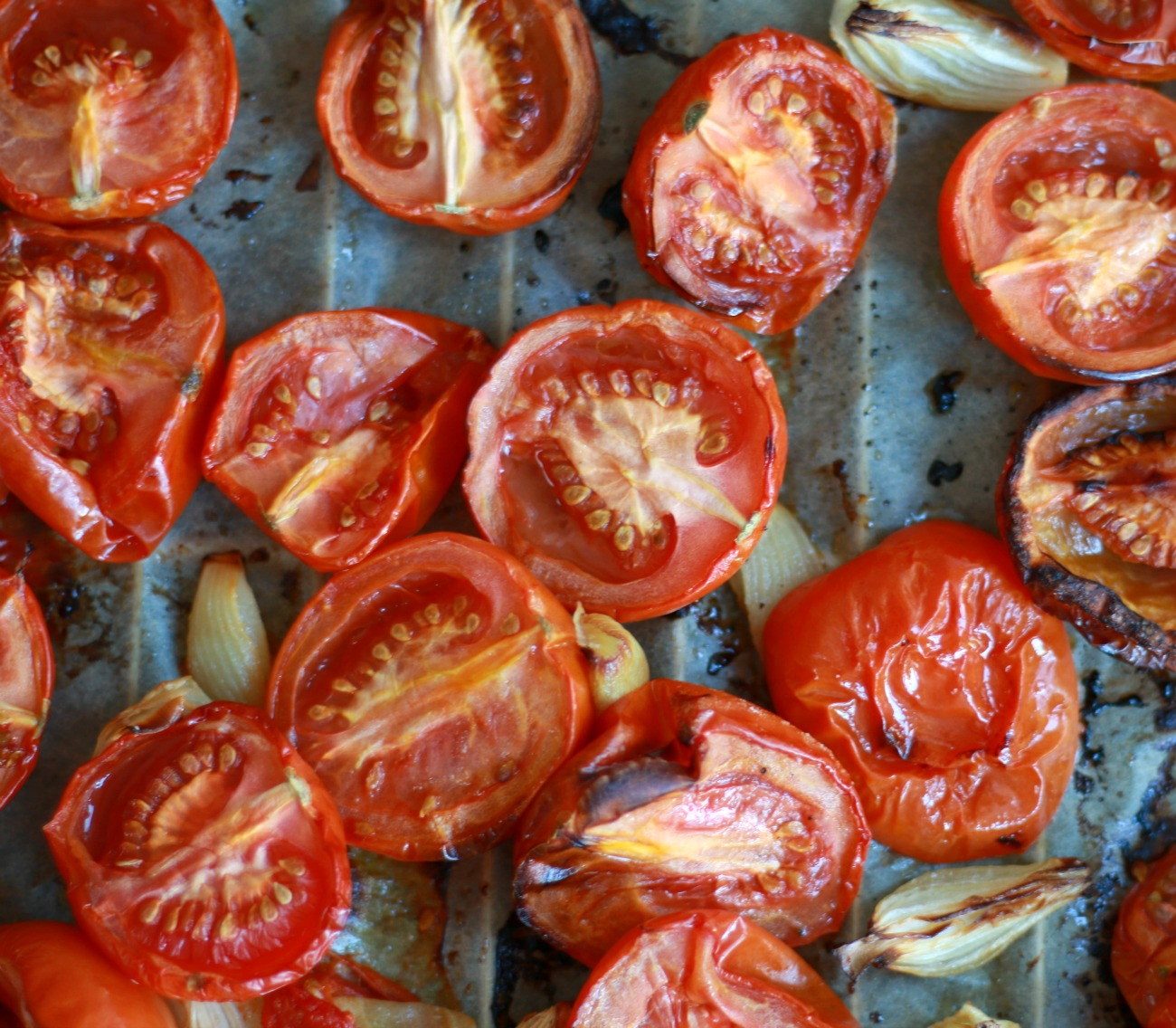 tomaten roosteren