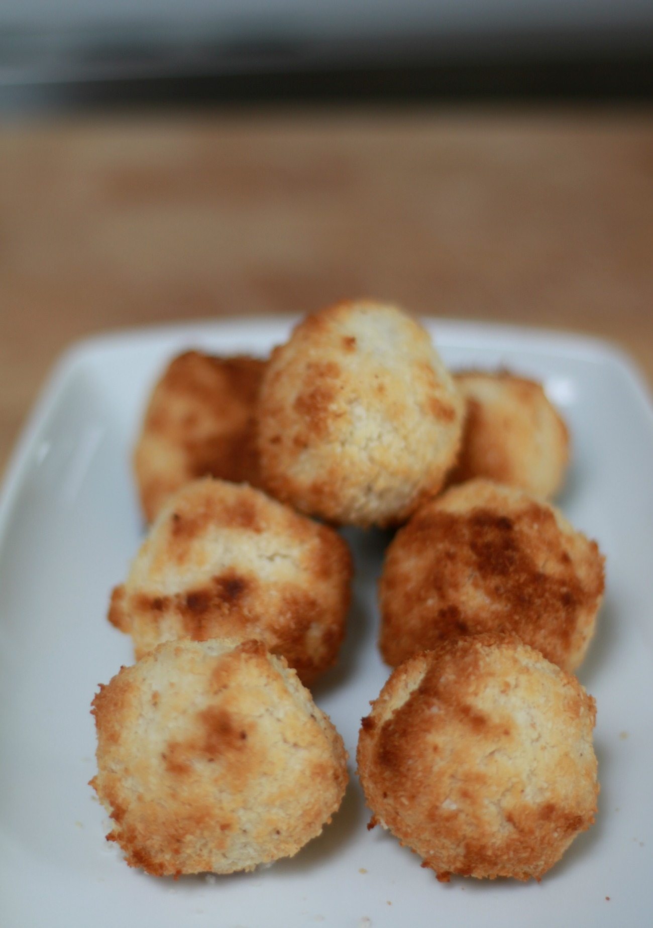 recept voor vegan kokoskoekjes