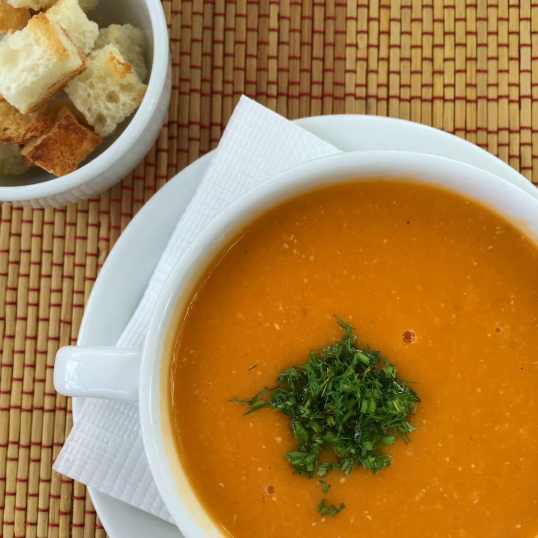 Vegetarische restaurants in Bishkek