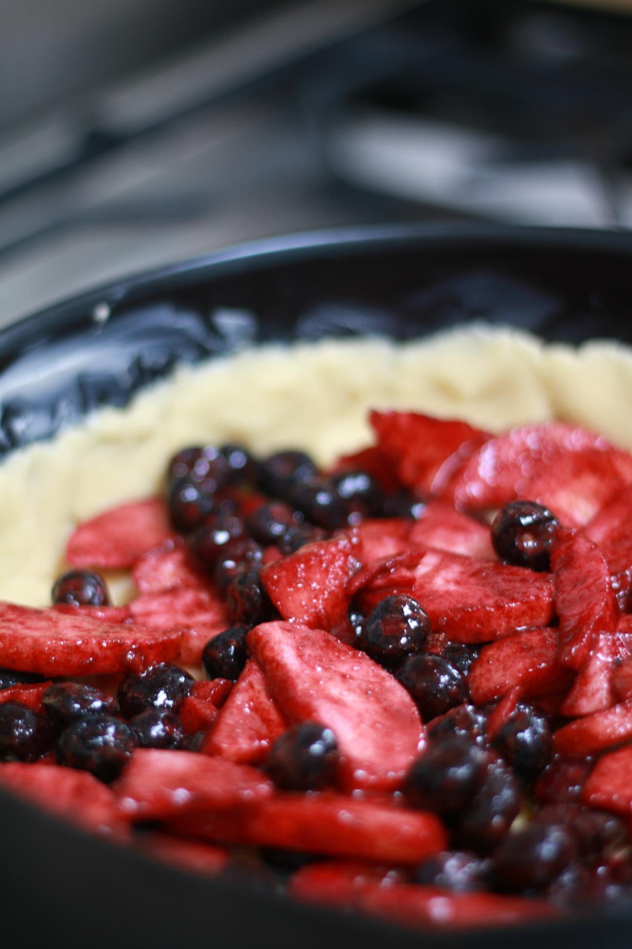 appelkruimeltaart recept