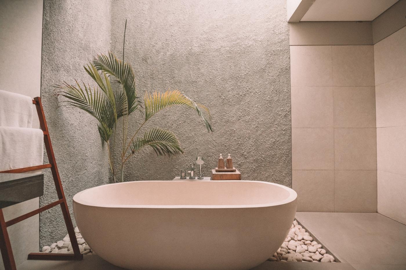Zo geniet je van je badkamer en blijft de ruimte lekker lang schoon ...