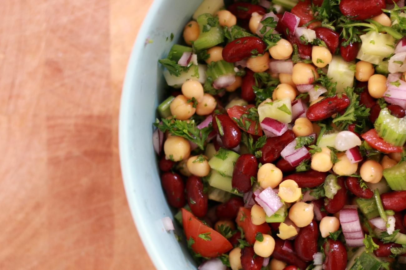Libanese salade