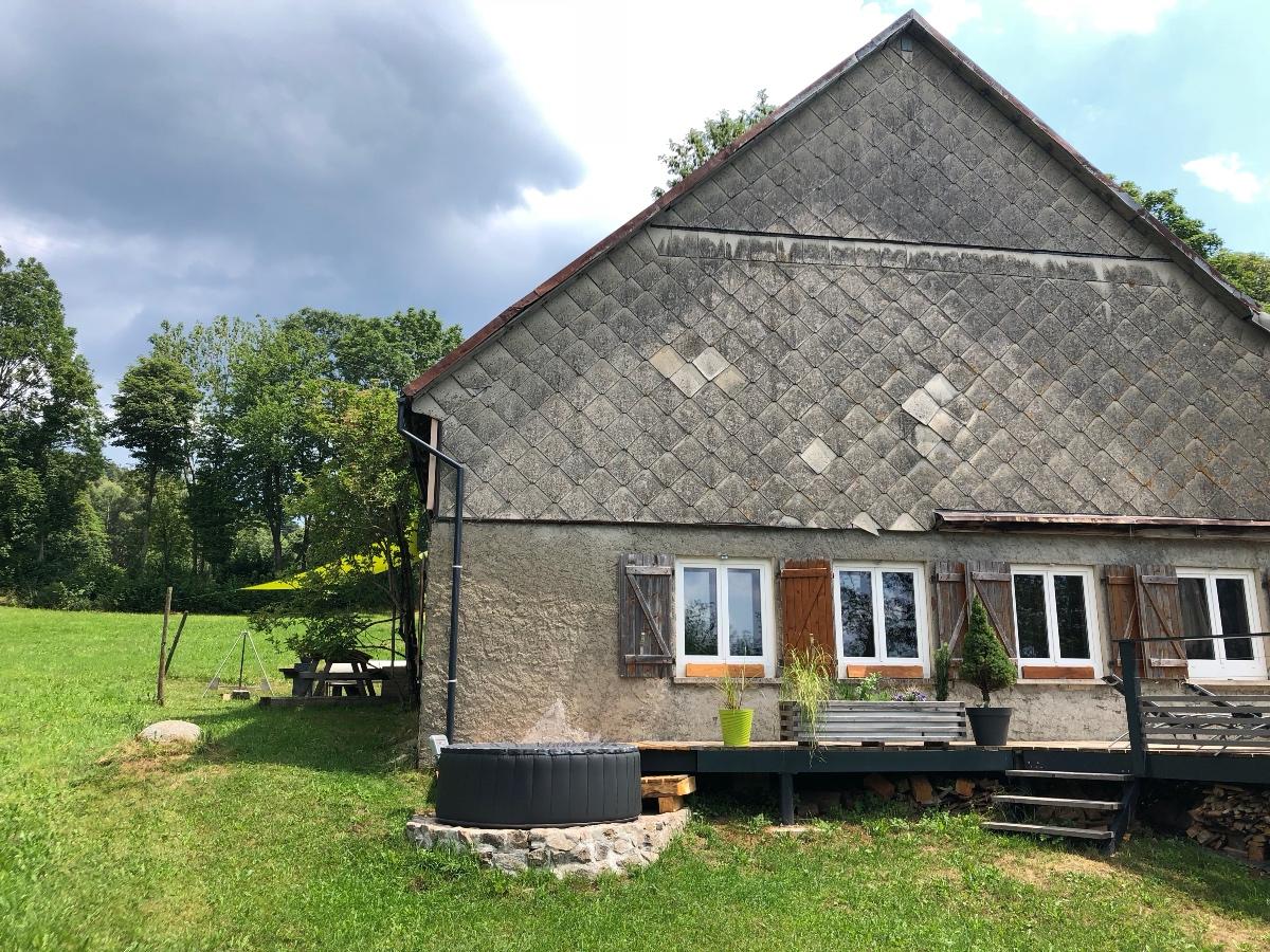 Airbnb huis in Frankrijk