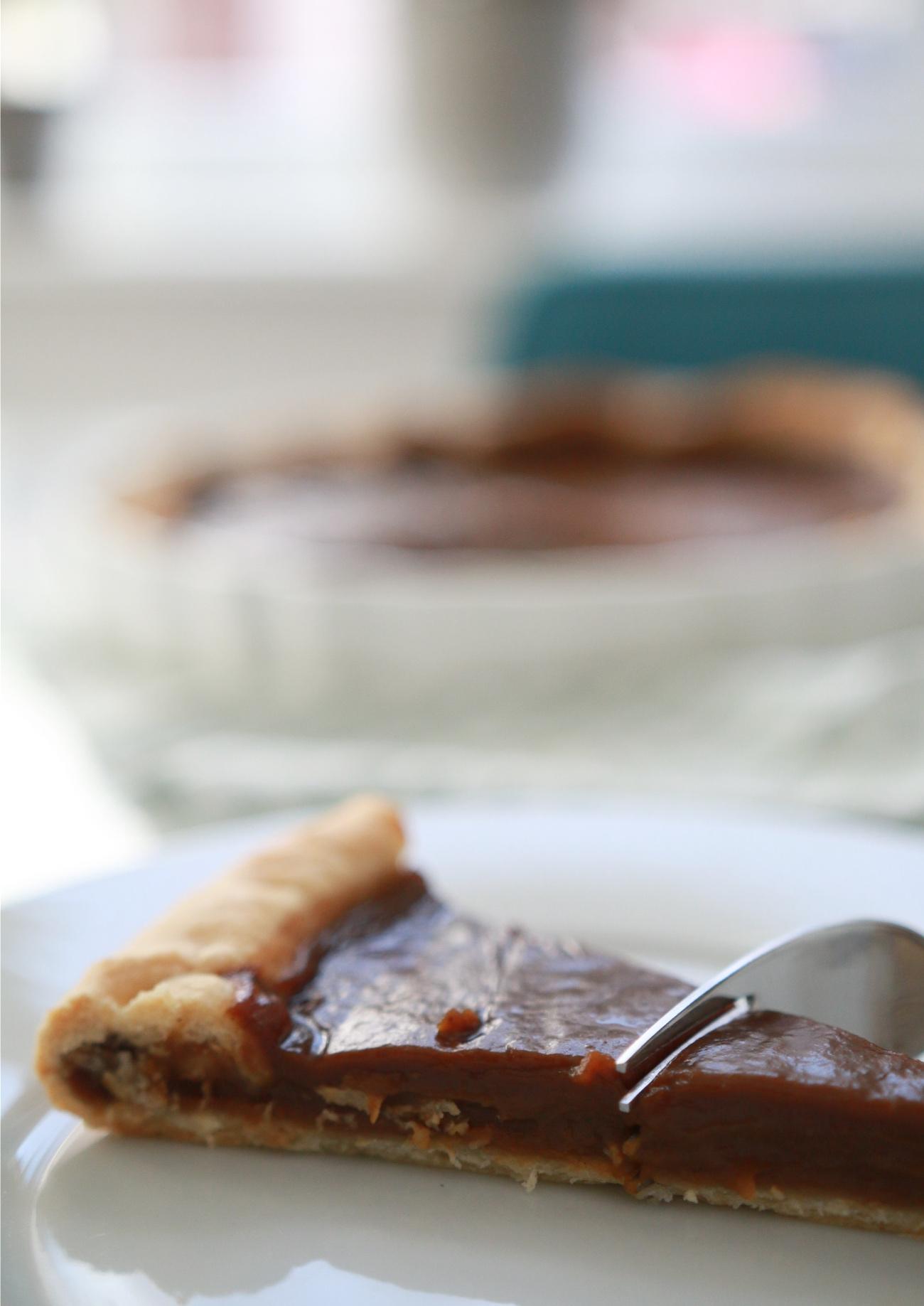 pumpkin pie recept
