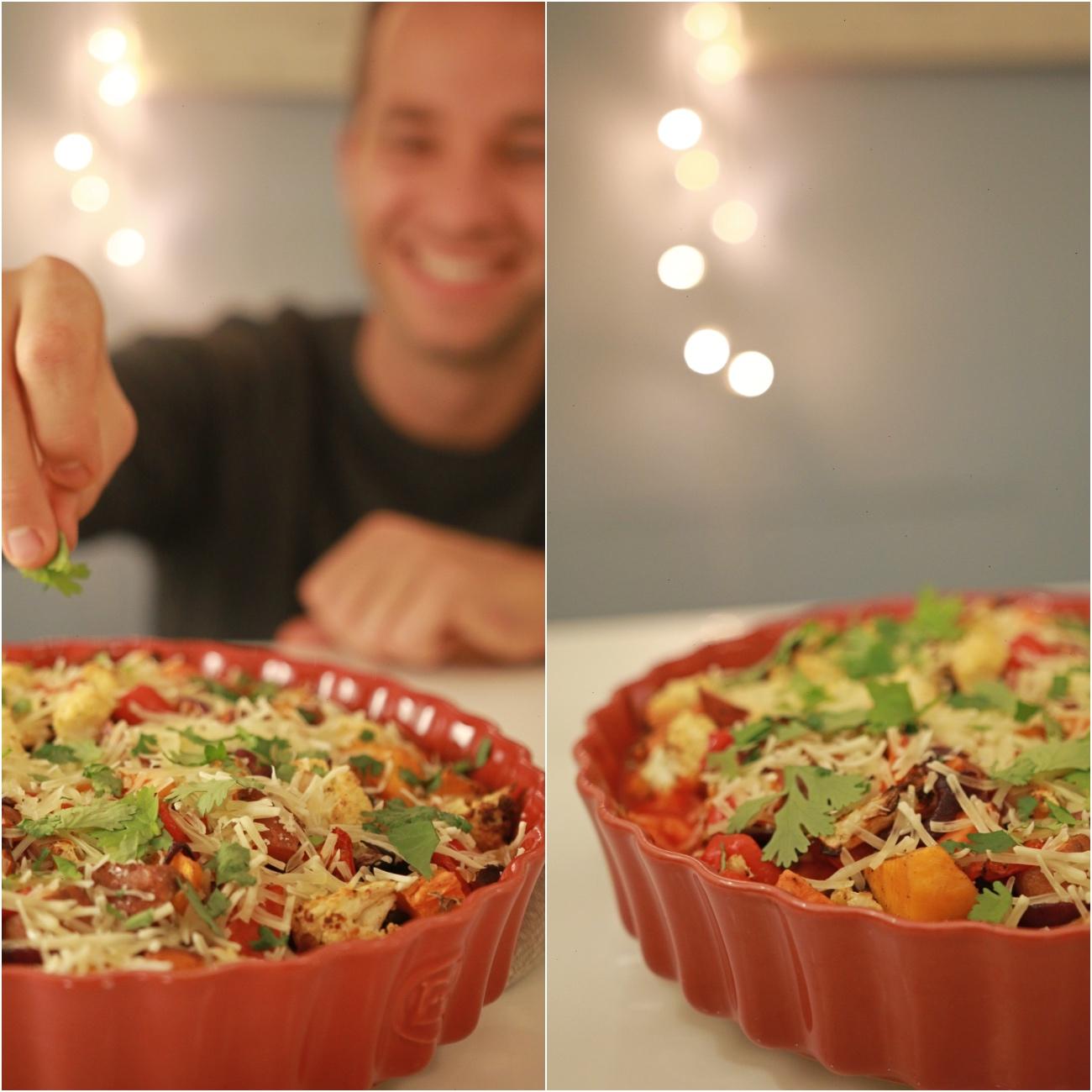 makkelijke ovenschotel - groente casserole