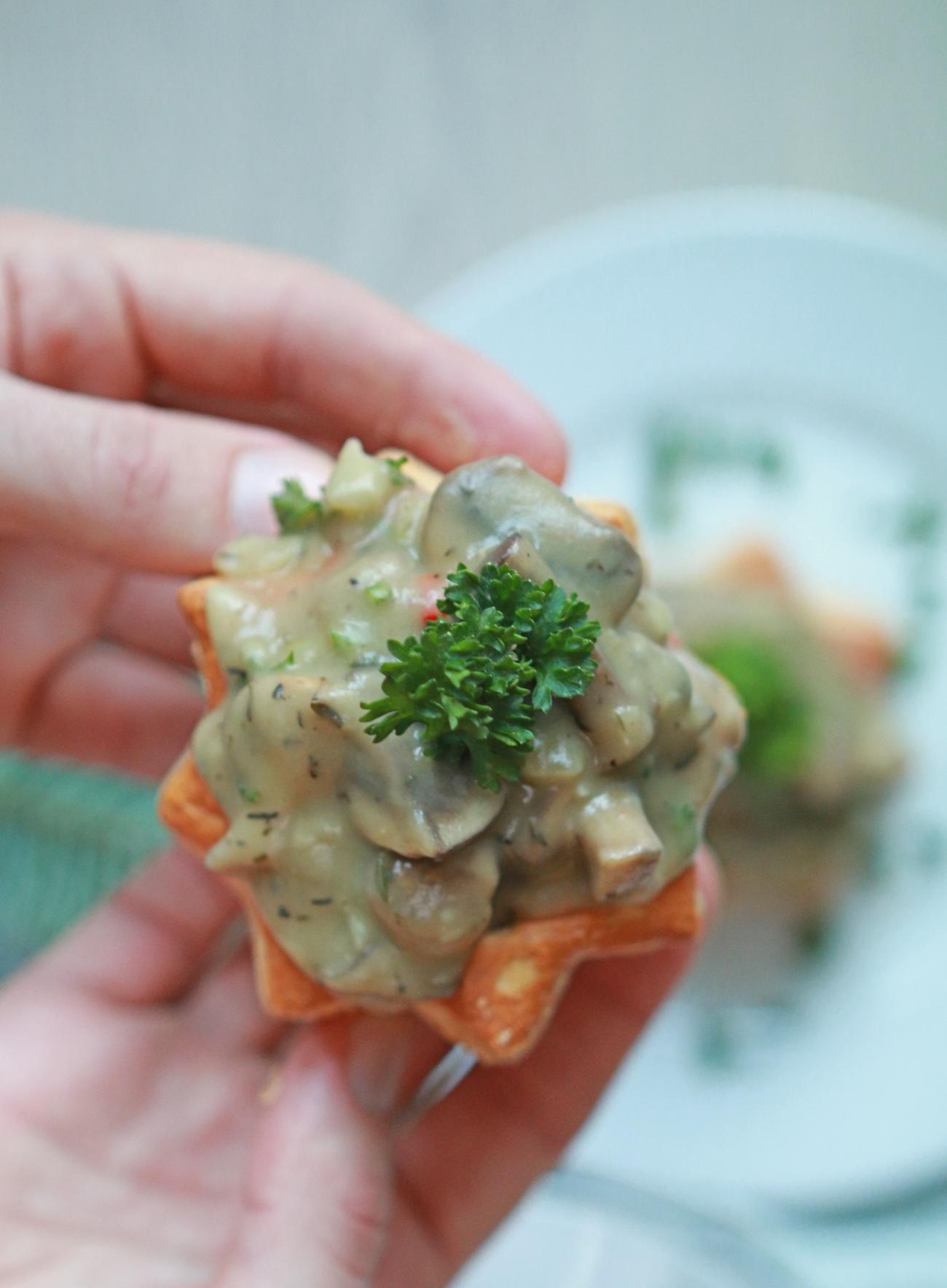 paddenstoelen ragout recept
