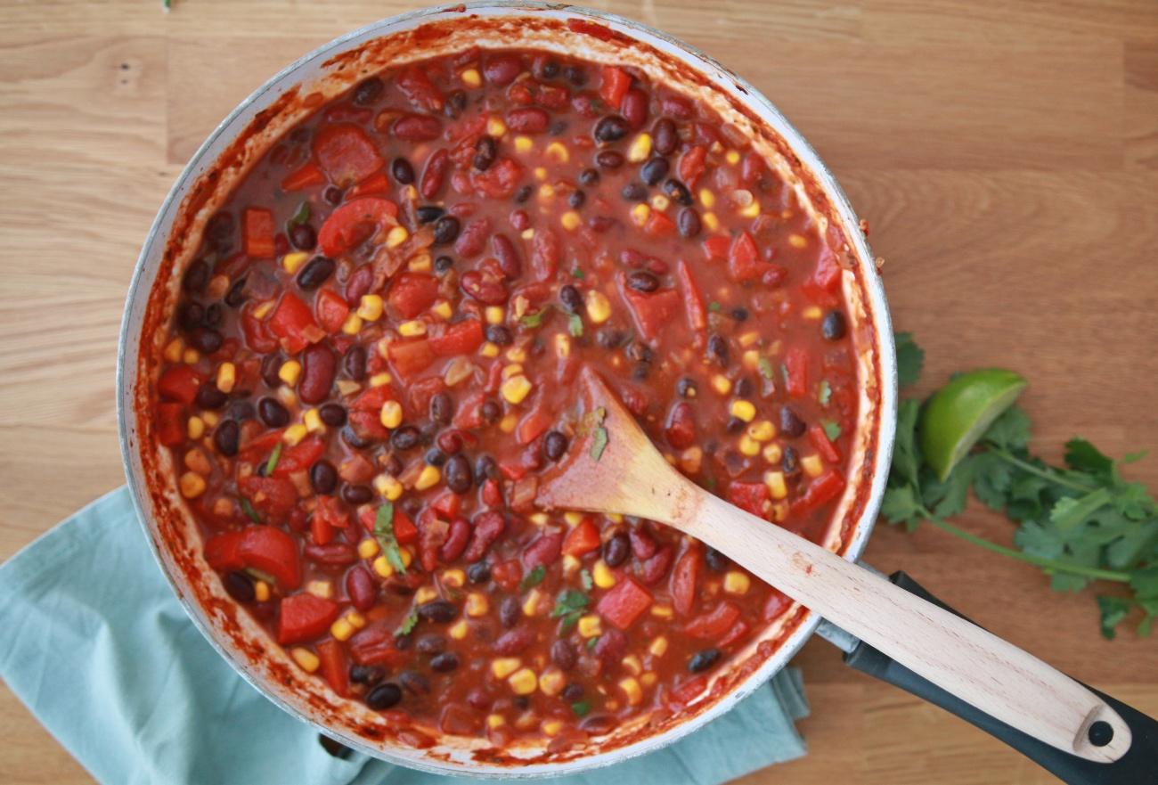 Mexicaanse bonensoep recept