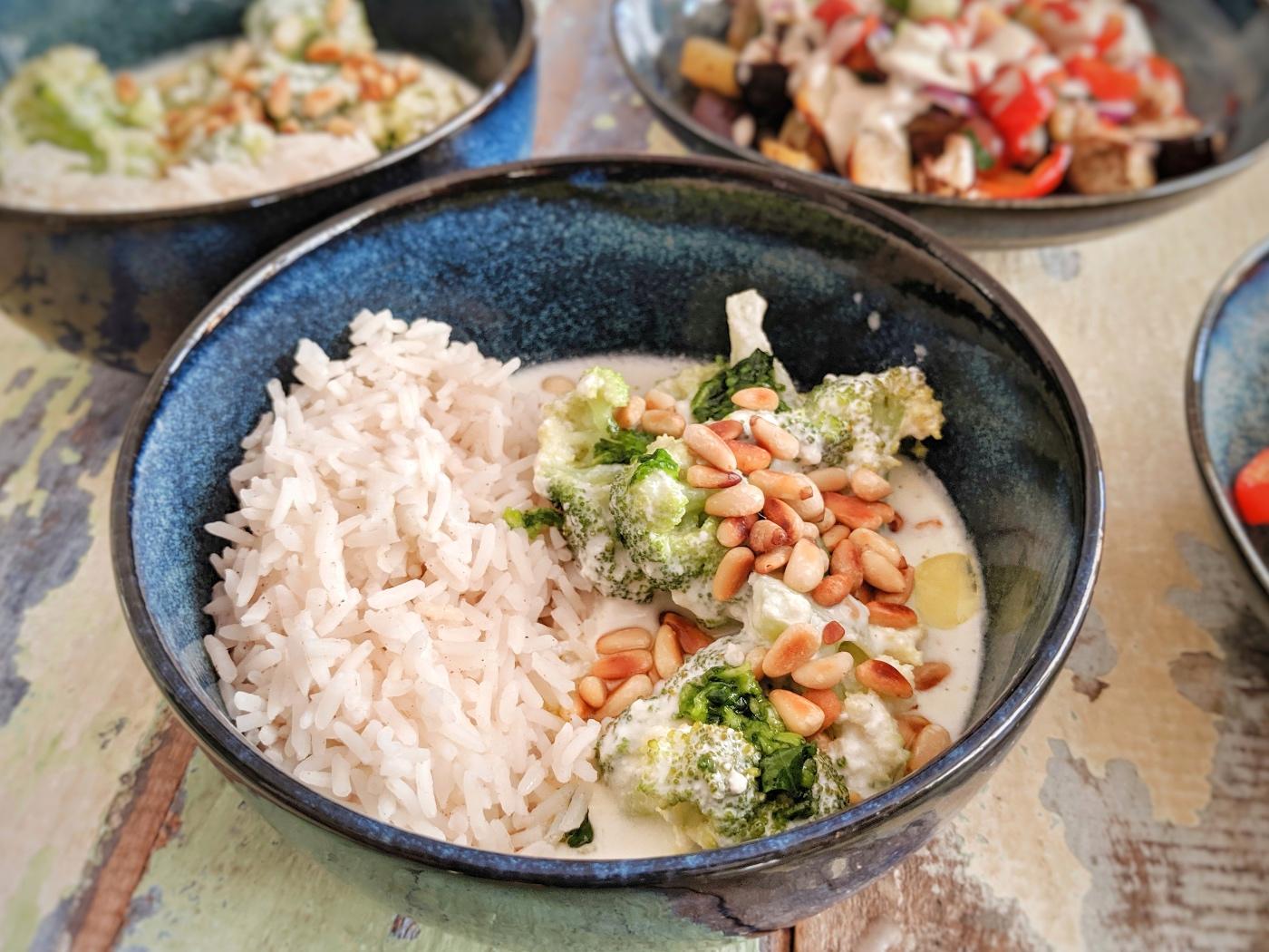 Broccoli recept met yoghurtsaus
