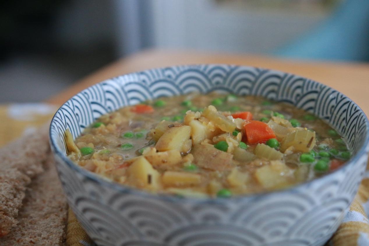linzen stoofpot recept