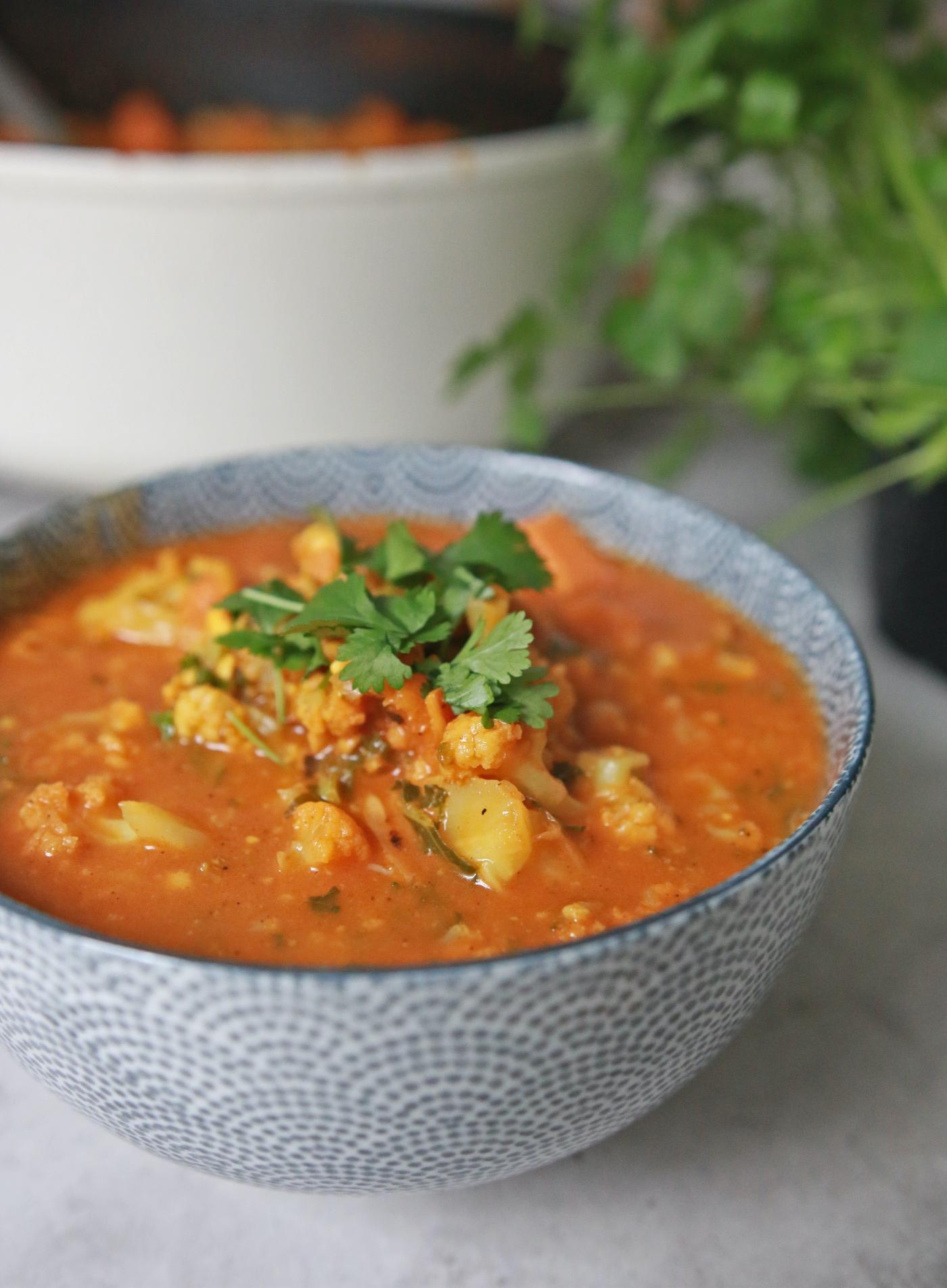 stoofpot met tempeh recept