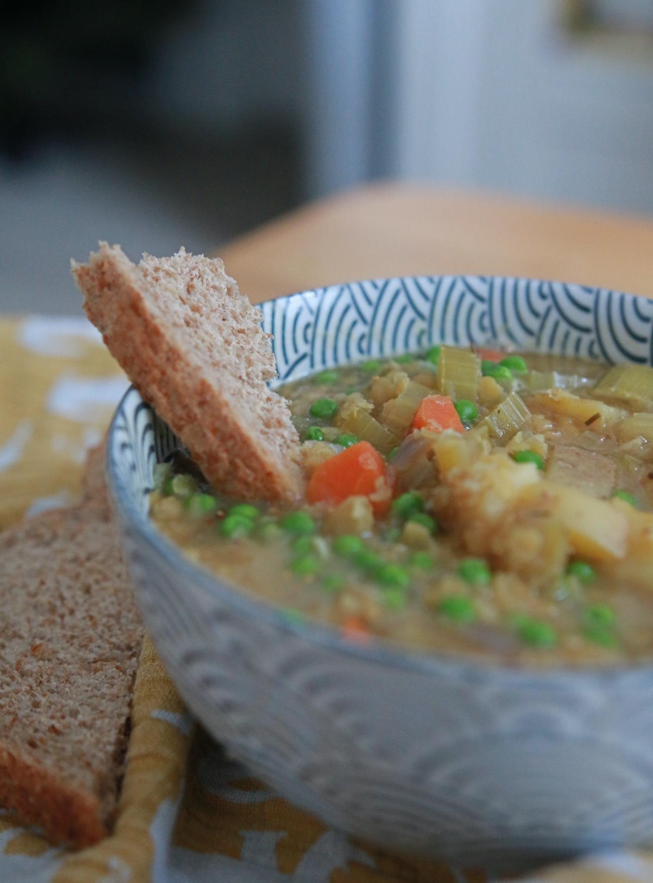 vegan stoofpot recept
