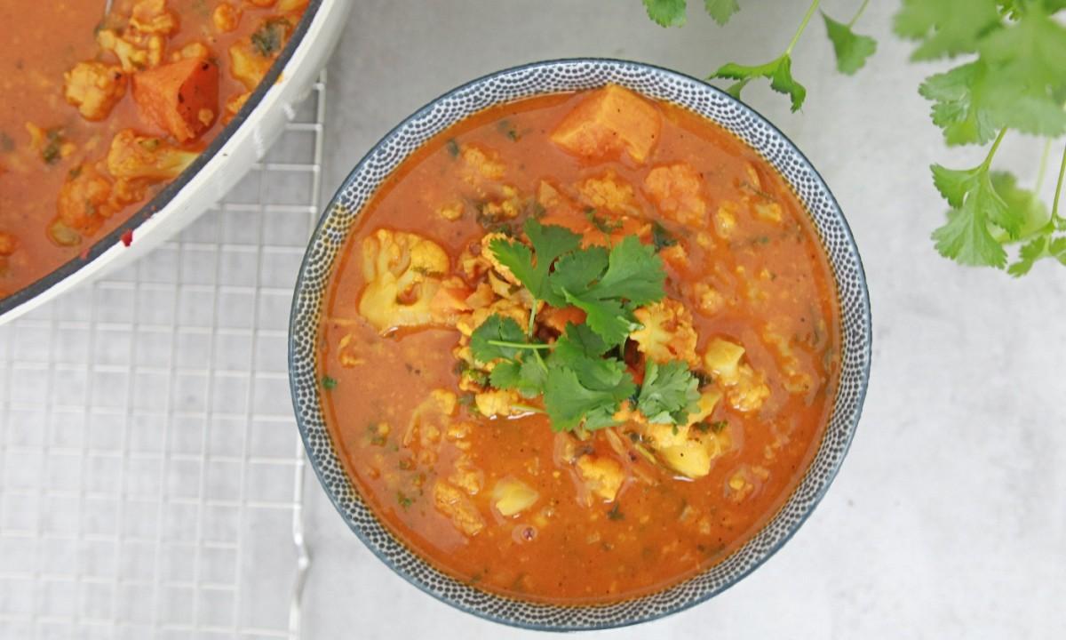 tempeh marineren - vegan stoofpot