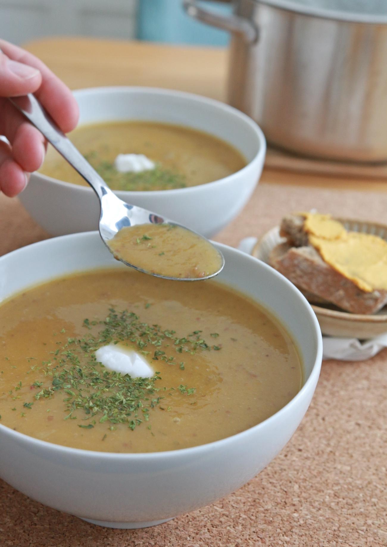 witlof soep recept