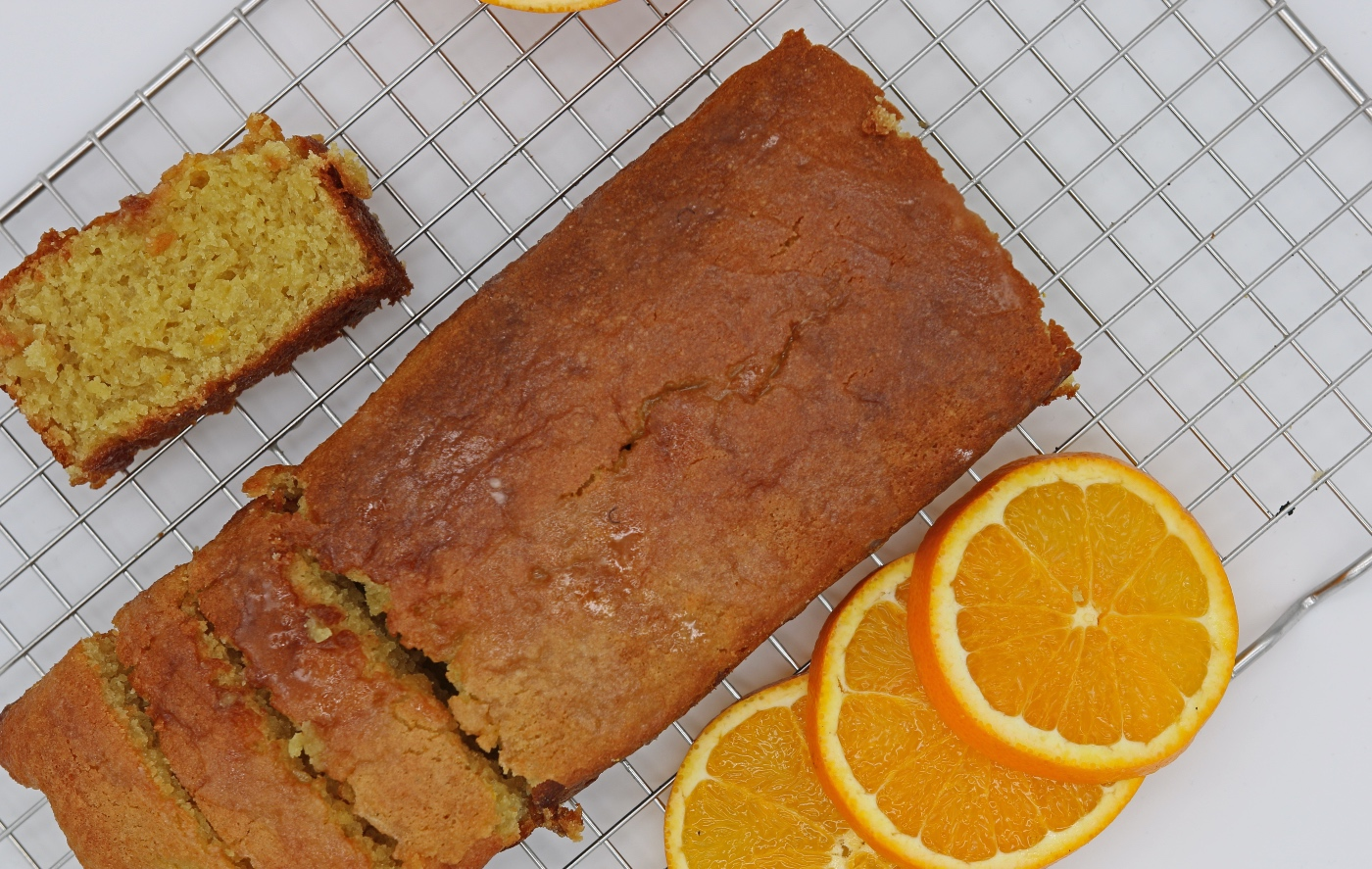 Lekkere sinaasappelcake recept