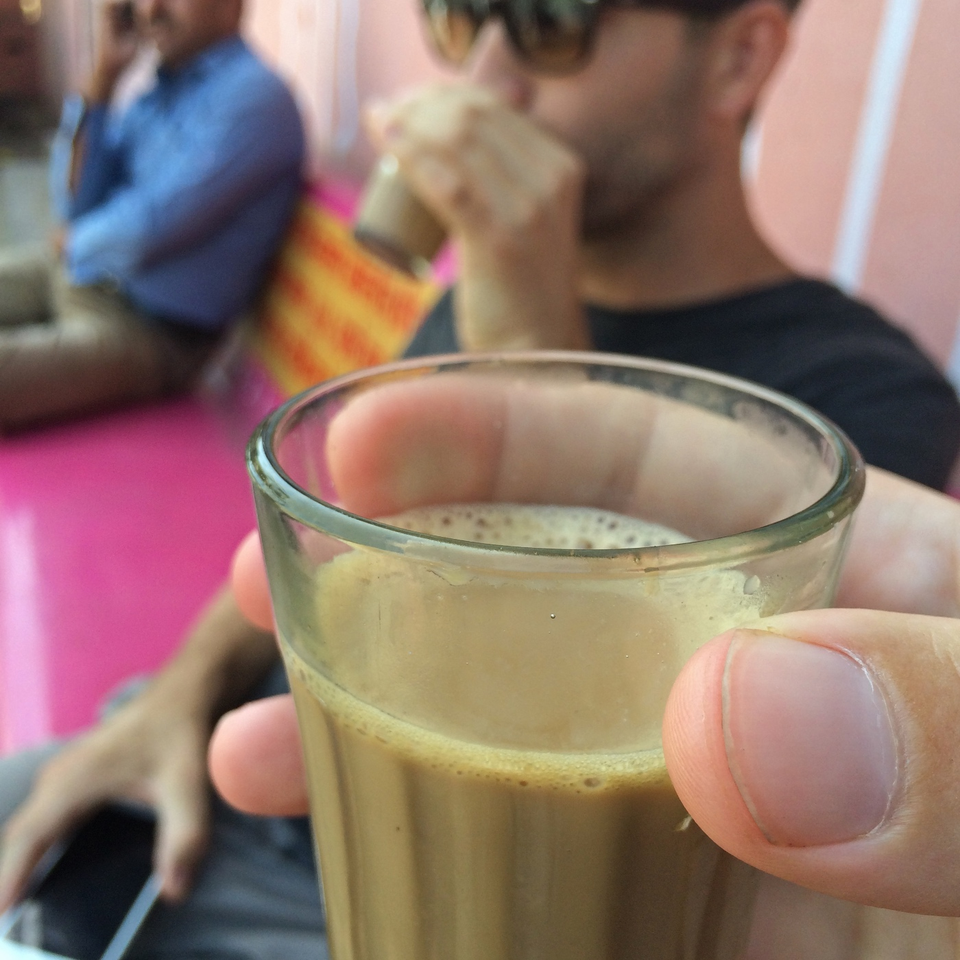 India chai thee