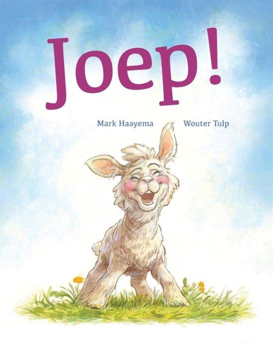 Kinderboek Joep!