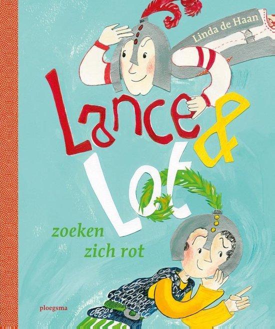 Lance & Lot zoeken zich rot kinderboek
