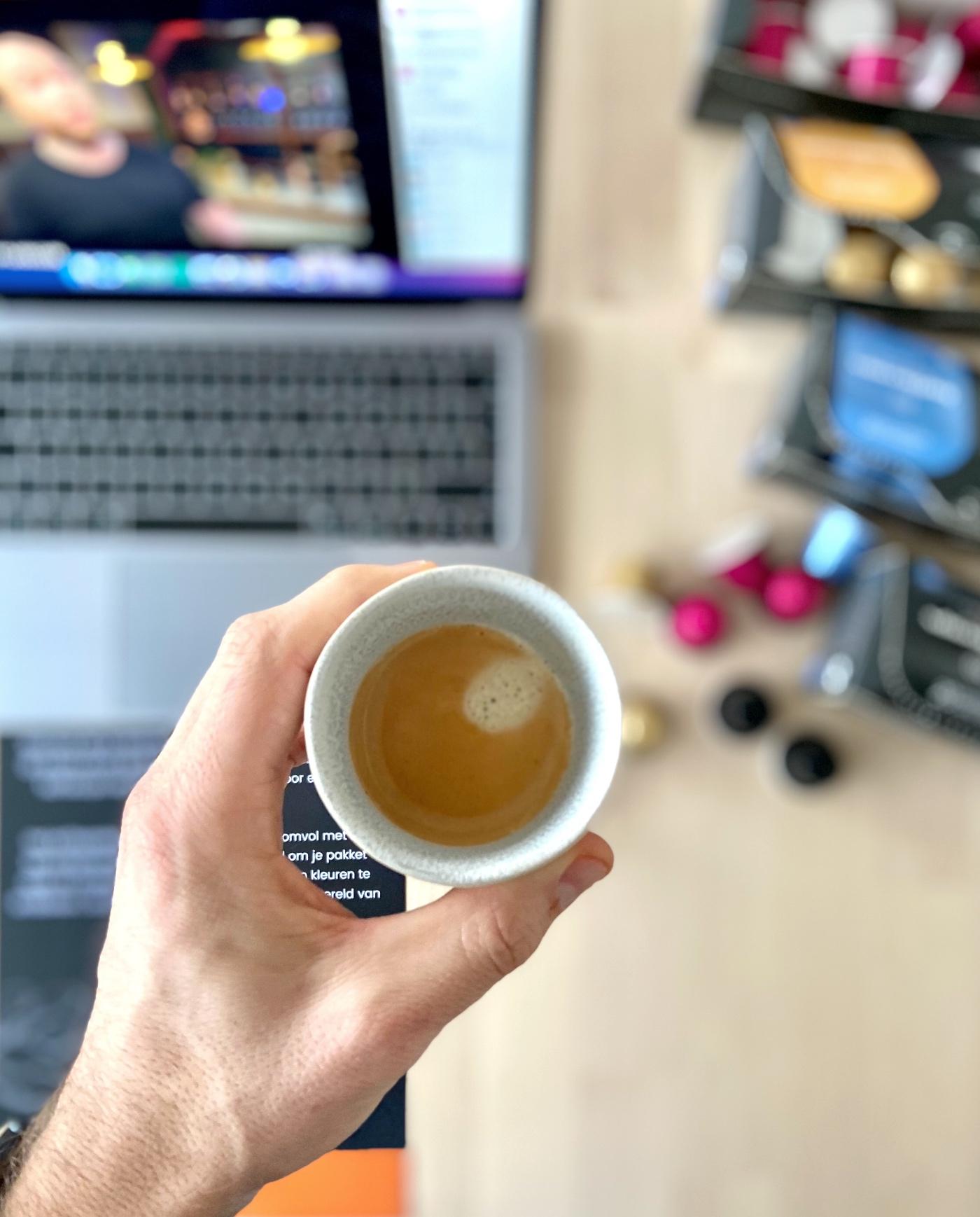 Blokker koffiecapsules