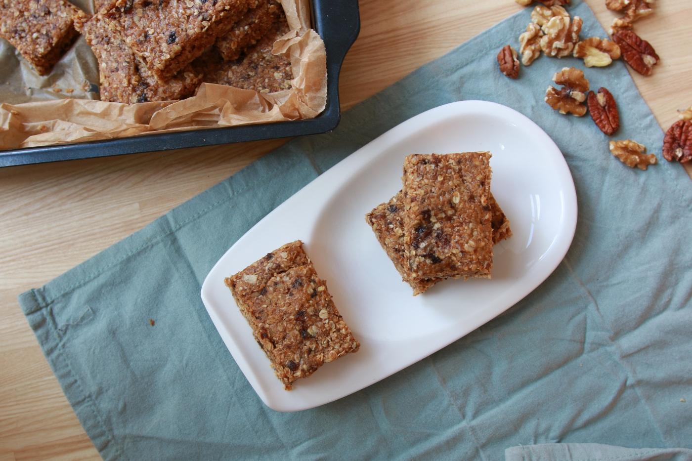 granola repen recept